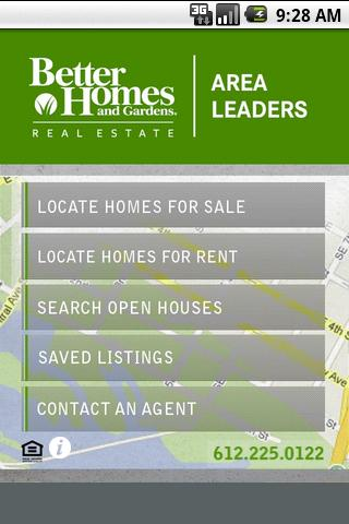 Better Homes RE Area Leaders