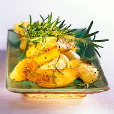 Rosemary Potatoes - Microwave