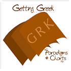 Getting Greek Paradigms Charts icon