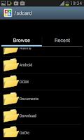Screenshot of FastOffice xls doc ppt viewer