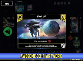 Screenshot of Star Realms