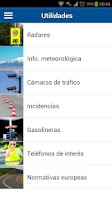 Screenshot of Seguridad Vial RACE