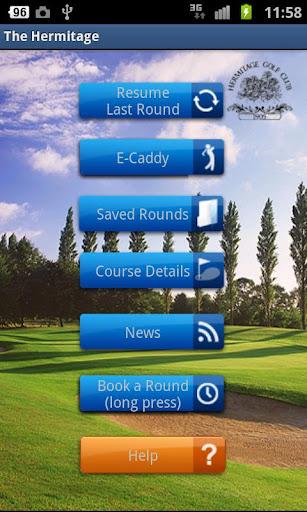 The Hermitage Golf Club