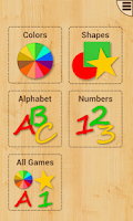 Screenshot of Toddler Bingo Games