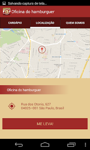 Oficina do Hamburguer - screenshot