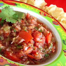 Fresh Texas Salsa