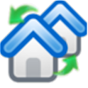house comparator icon