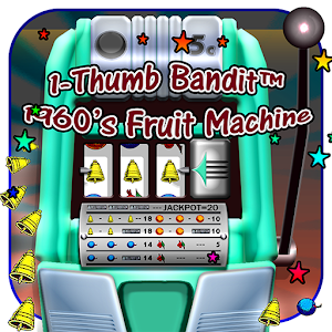 Thumb Bandit 1960 Slot Machine