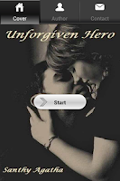 Screenshot of Novel Unforgiven Hero