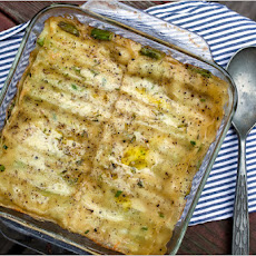 Asparagus and Herb Lasagna