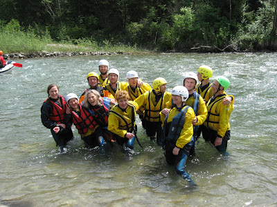 Funny end of the rafting 02