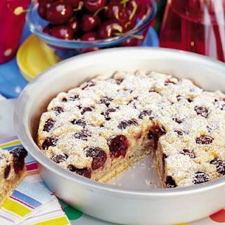 Cherry Cake With Fresh Cherries Recipes