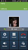 Screenshot of Prank Call Harry Styles
