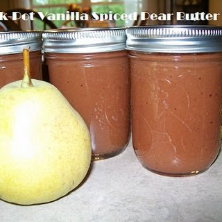 Crock Pot Pear Butter Recipes