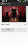 Screenshot of Workout PRO