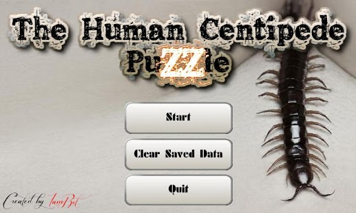 The Human Centipede Puzzle - screenshot