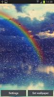 Screenshot of Raindrops Live Wallpaper