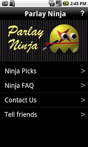 Parlay Ninja Lite Sports Picks