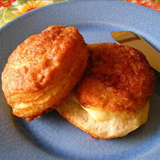 Cinnamon Biscuits
