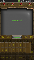 Screenshot of Go Keyboard Nuclear Fallout 2k
