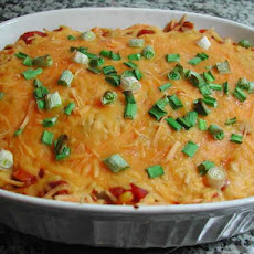 Low Fat Tortilla Casserole (Vegetarian)