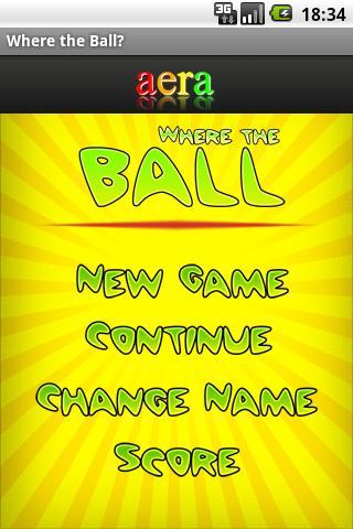Where the Ball