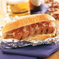 Game Day Brats Recipe