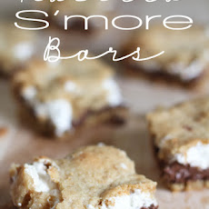 Nutella S'more Bars