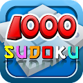 Game 1000 Sudoku Pro version 2015 APK