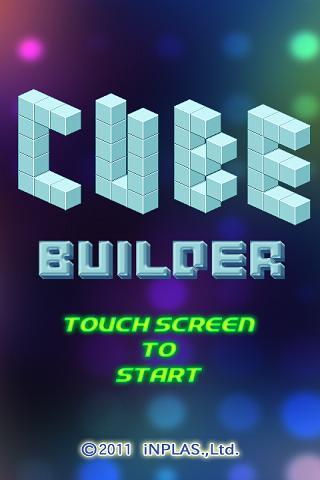 CUBE BUILDER