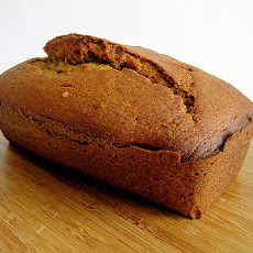 Low Fat, Sugar Free Pumpkin Bread