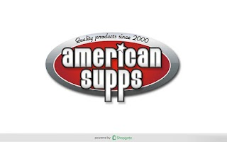 Screenshot of American Supps
