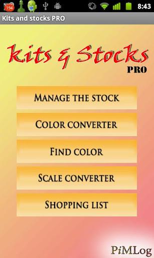 Kit stock pro