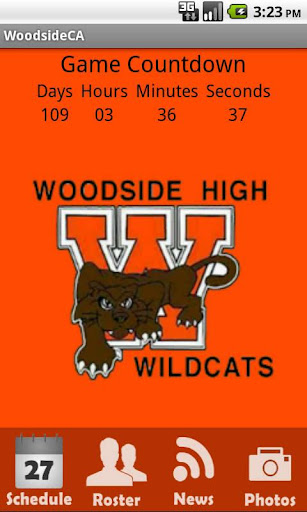 Woodside HS Football
