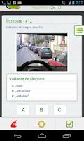 Screenshot of Scoala de soferi