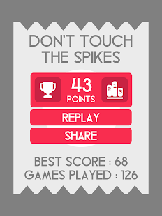 Free Don't Touch The Spikes APK for Windows 8