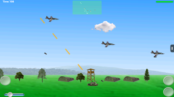 Screenshot of Air Defender Arcade