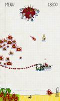 Screenshot of Doodle Invasion Free