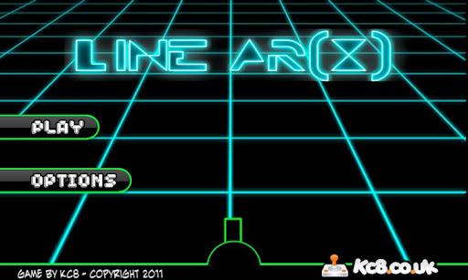 Line Ar X