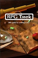 Screenshot of RPG Trek