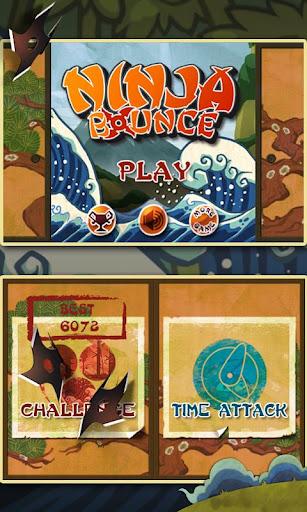 Ninja Bounce