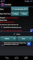 Screenshot of BlackList Ultimate