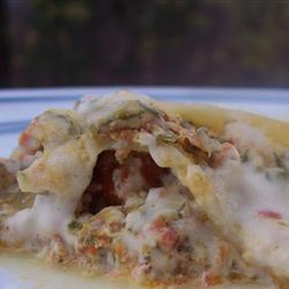 Mushroom Spinach Lasagna With White Sauce Recipes