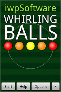 Whirling Balls FREE - screenshot