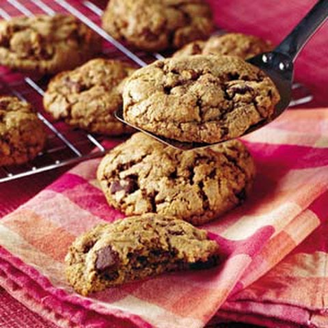 Browned Butter Chocolate Chunk Cookies Recept | Yummly