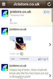 jcistore.co.uk - screenshot