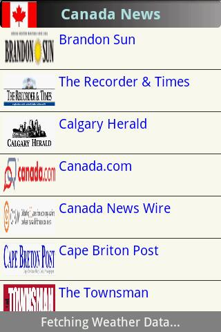 Canada News in App- AdFree