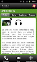 Screenshot of Click 'n Visit Parcs & Jardins