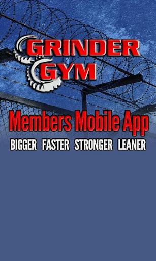 Grinder Gym App