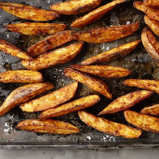 Breakfast Oven Fries Recipe